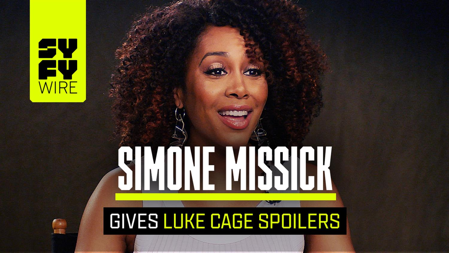 Luke Cage's Simone Missick on Season 2 Spoilers & Alfre Woodard Singing 50 Cent