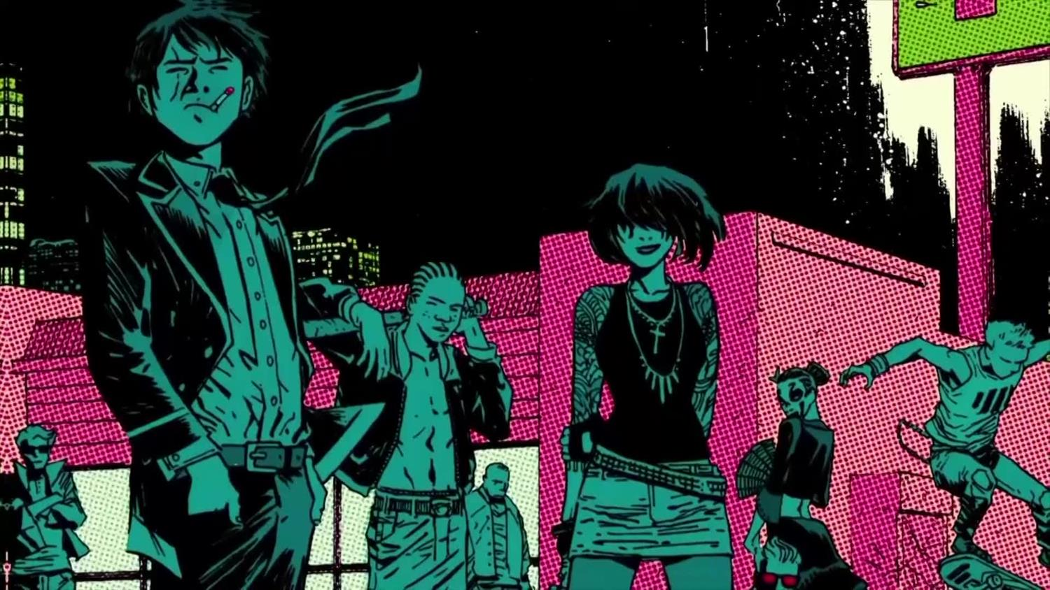 Deadly Class - Meet The Misfits