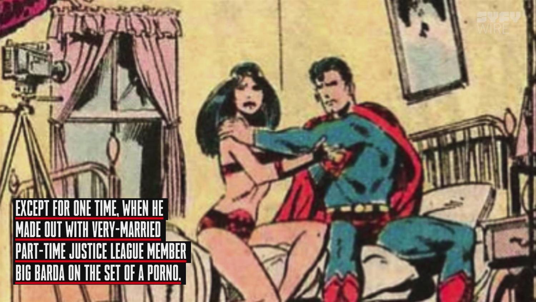 Superman's Random Hookups