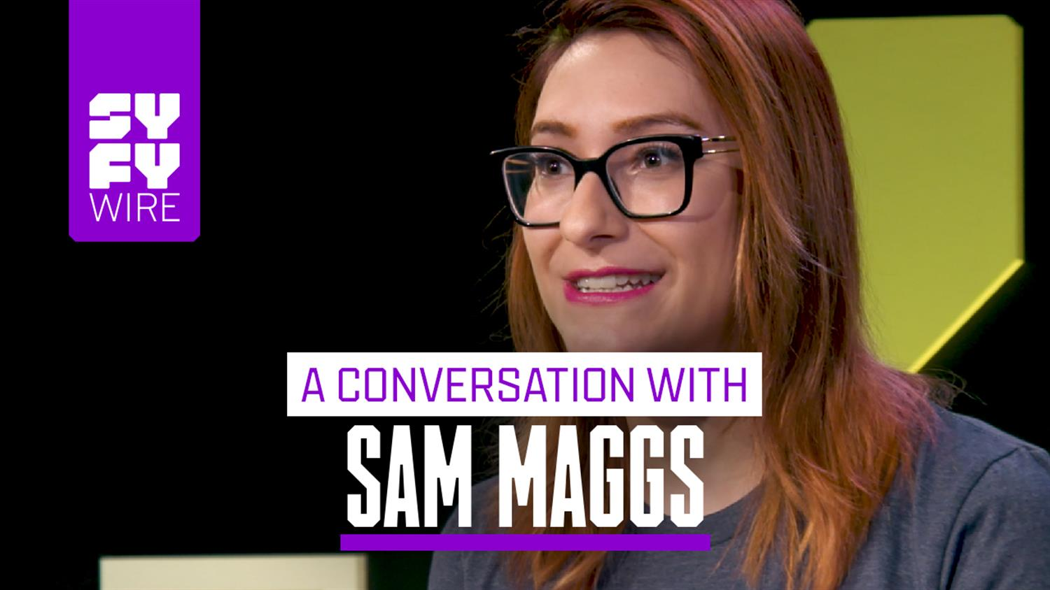 Sam Maggs On Writing Video Games, Sisters That Fought An Invasion On Elephants And More