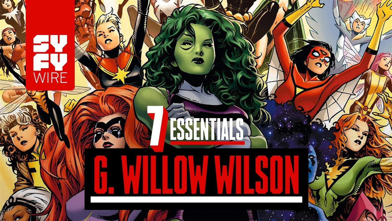 7 Essential G. Willow Wilson Stories