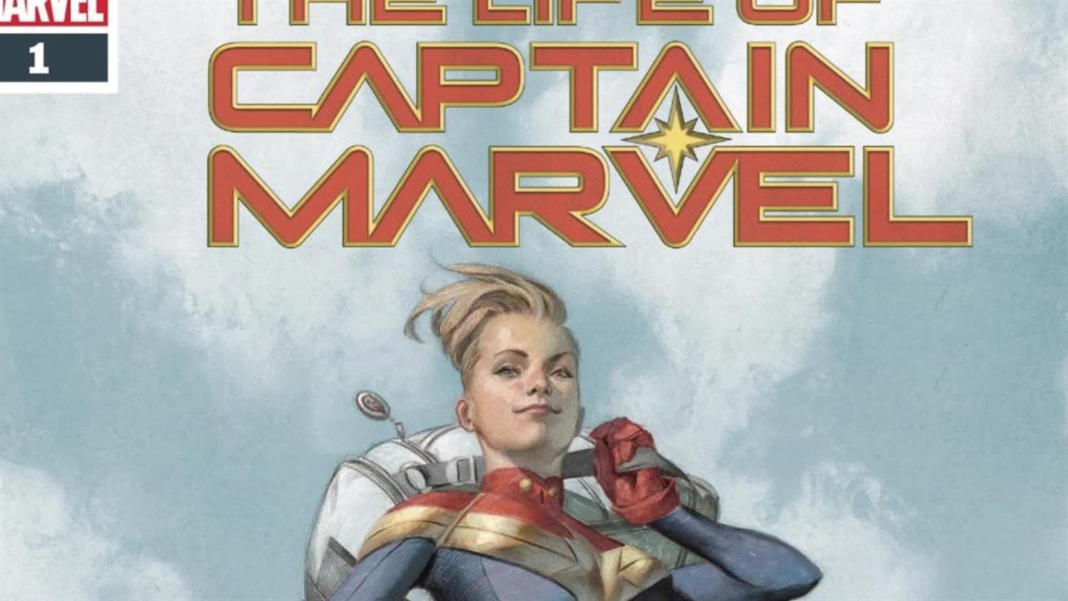Simplifying Captain Marvel: Comics Chief Joe Quesada On New Series | SYFY WIRE