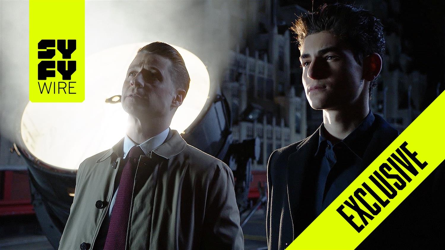 Exclusive Supercut: Dark Knight of Gotham