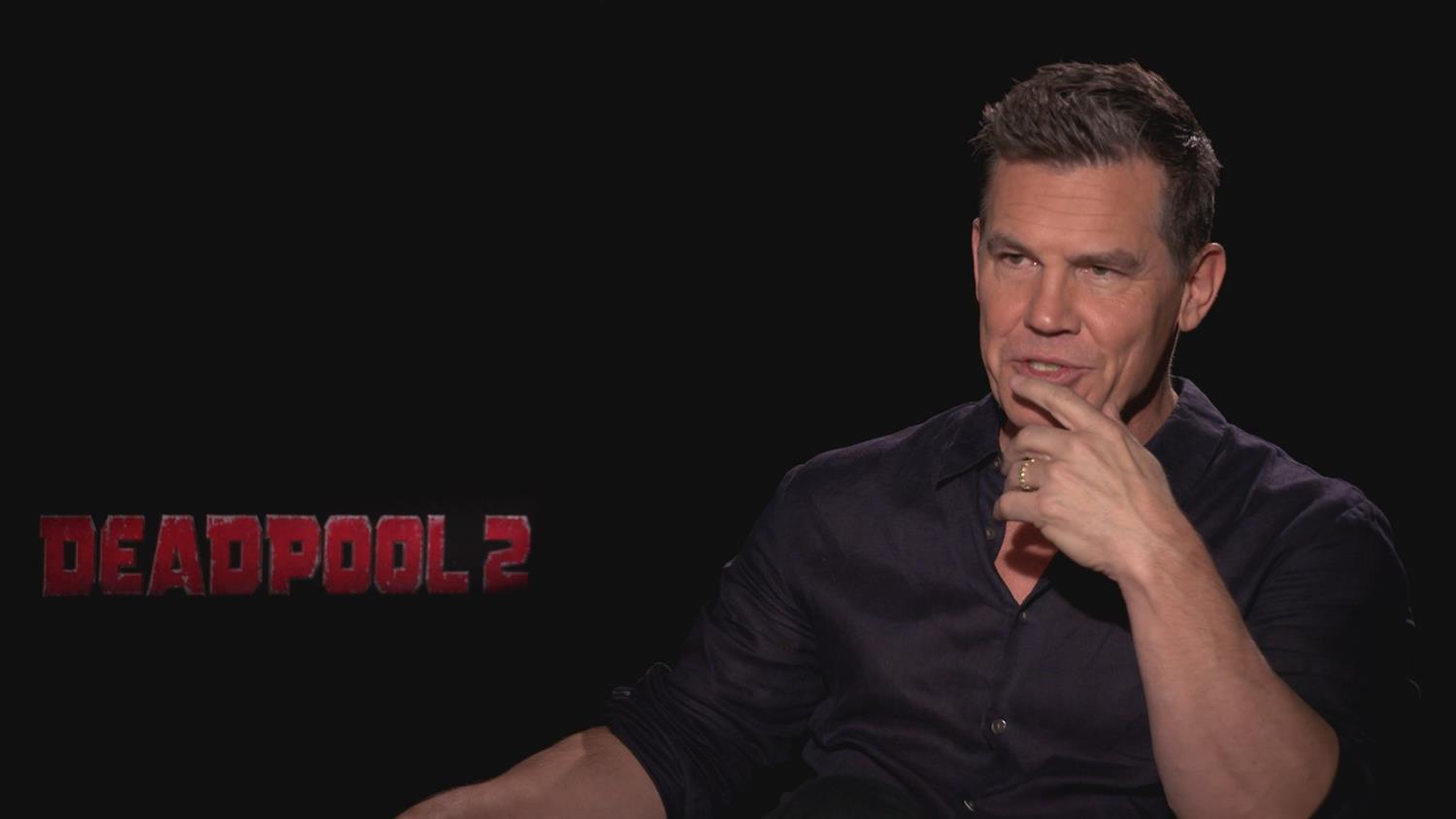 Deadpool 2's Josh Brolin On Why He Wants To Play Cable For Multiple Movies