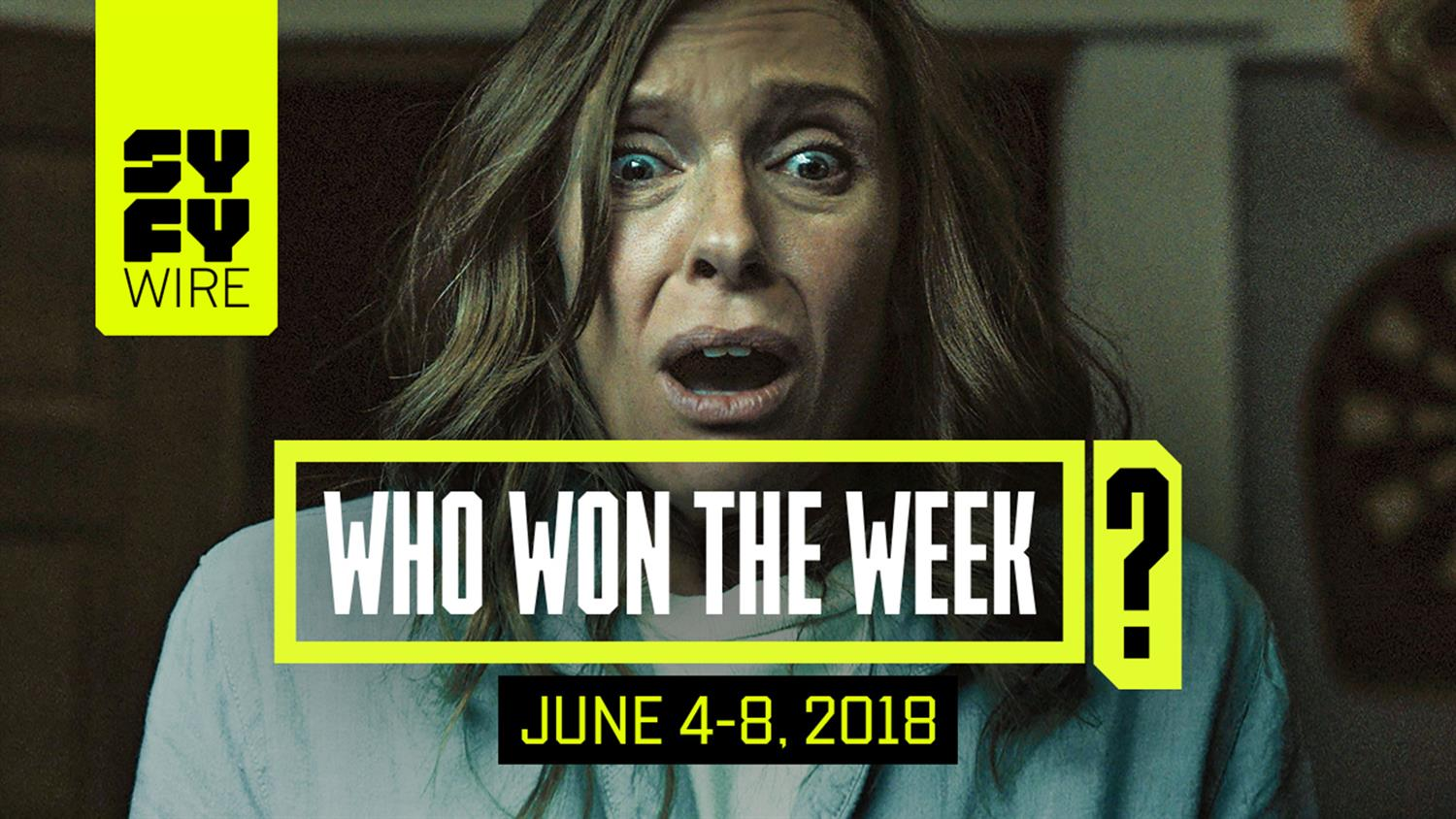 Hereditary and Cloak & Dagger: Who Won The Week For June 4-8