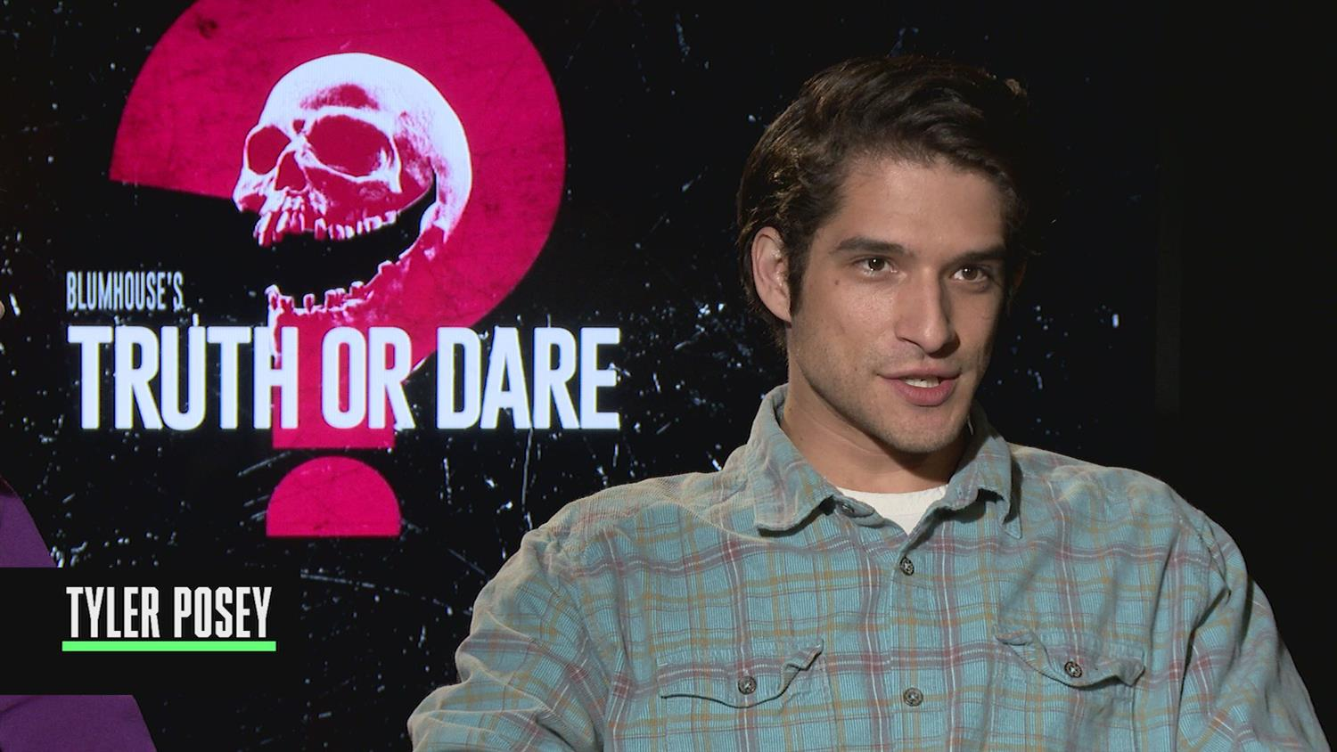 Truth or Dare's Lucy Hale and Tyler Posey Play Truth or Truth