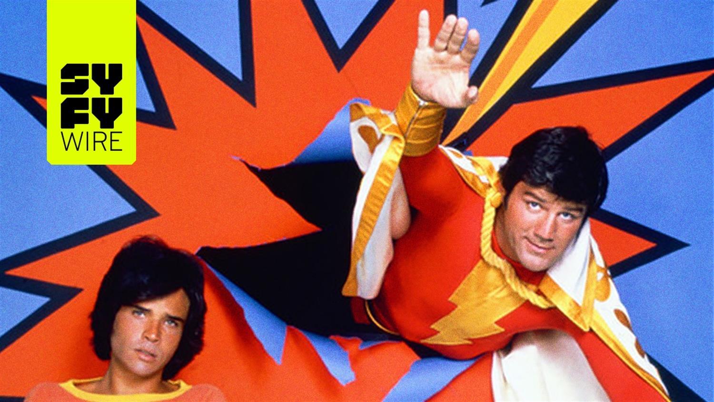 Shazam Inspired Elvis & Other Weirdness