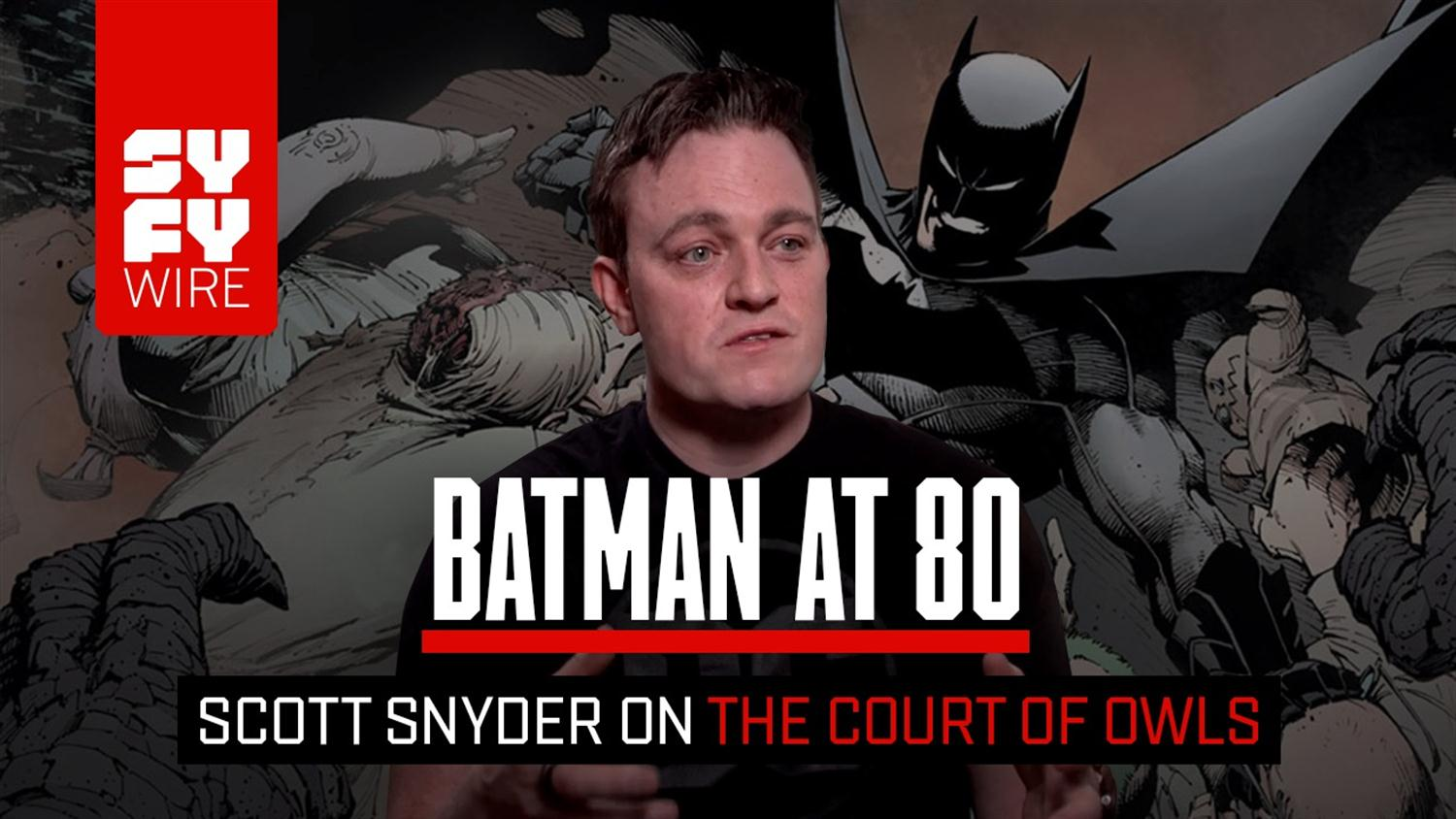 Batman at 80: How The Court of Owls Was Born