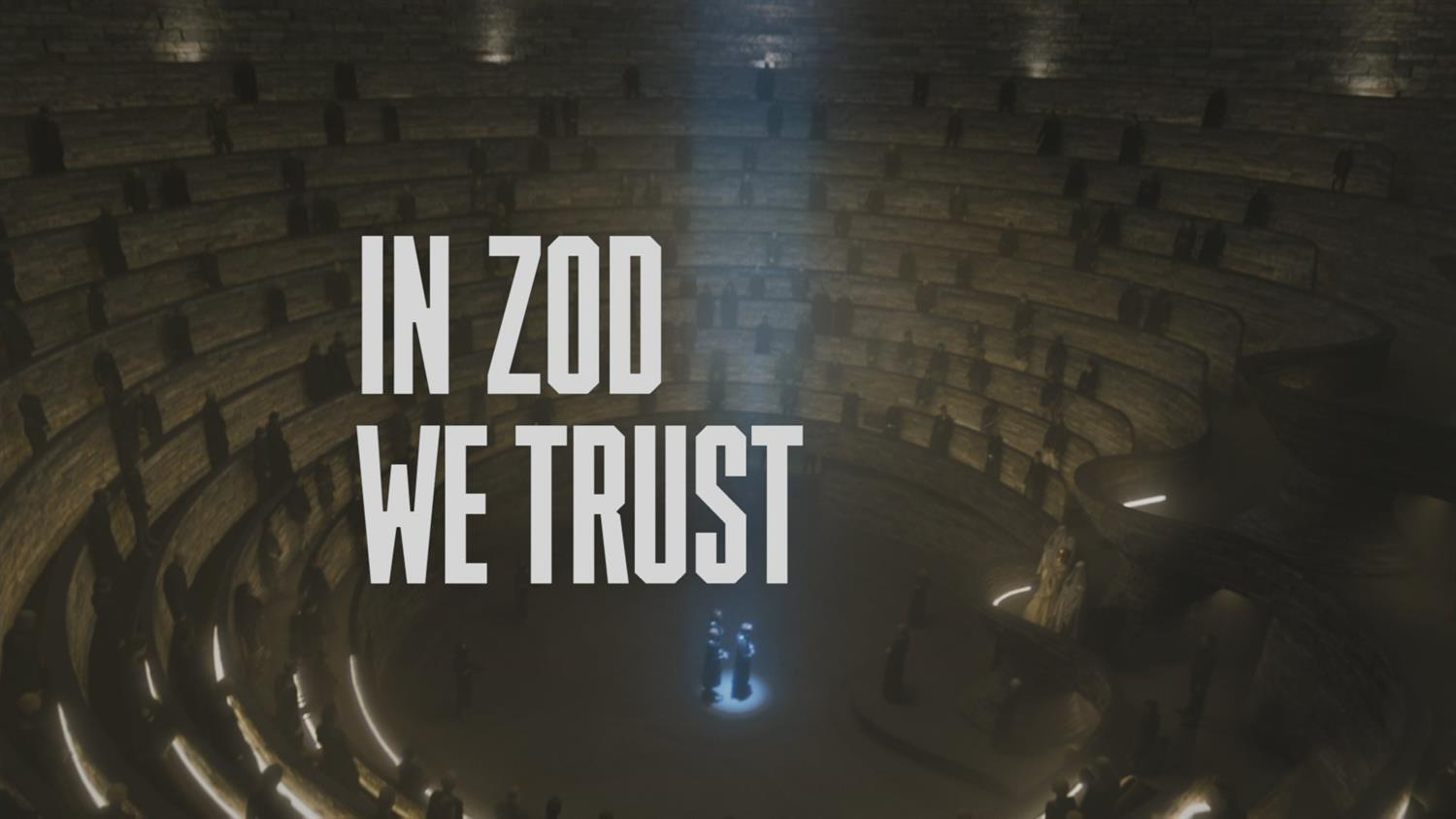Discovering Krypton - In Zod We Trust