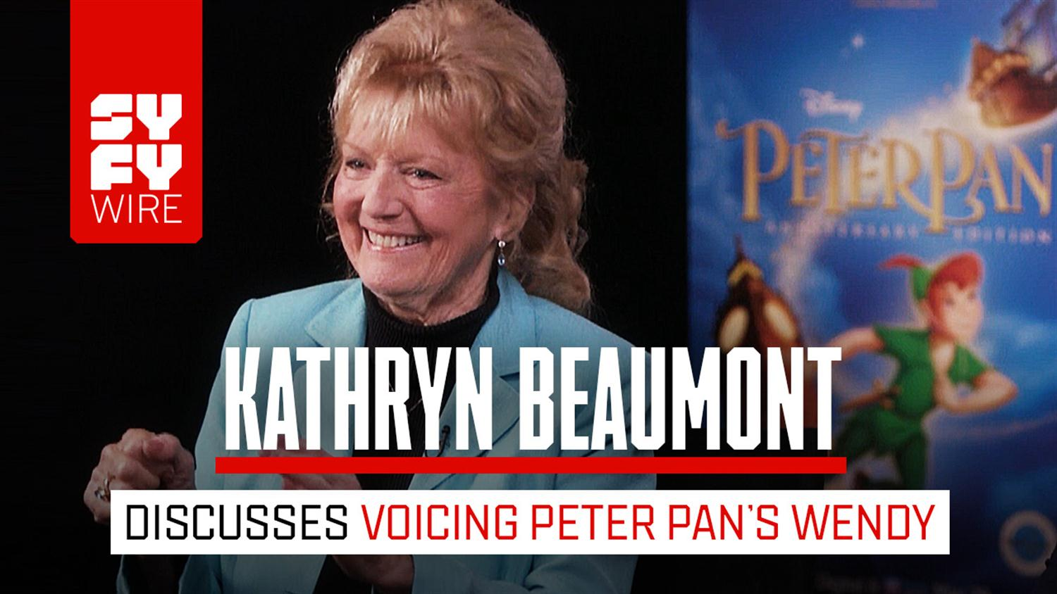Peter Pan's Wendy Reflects On Her Role, 65 Years Later