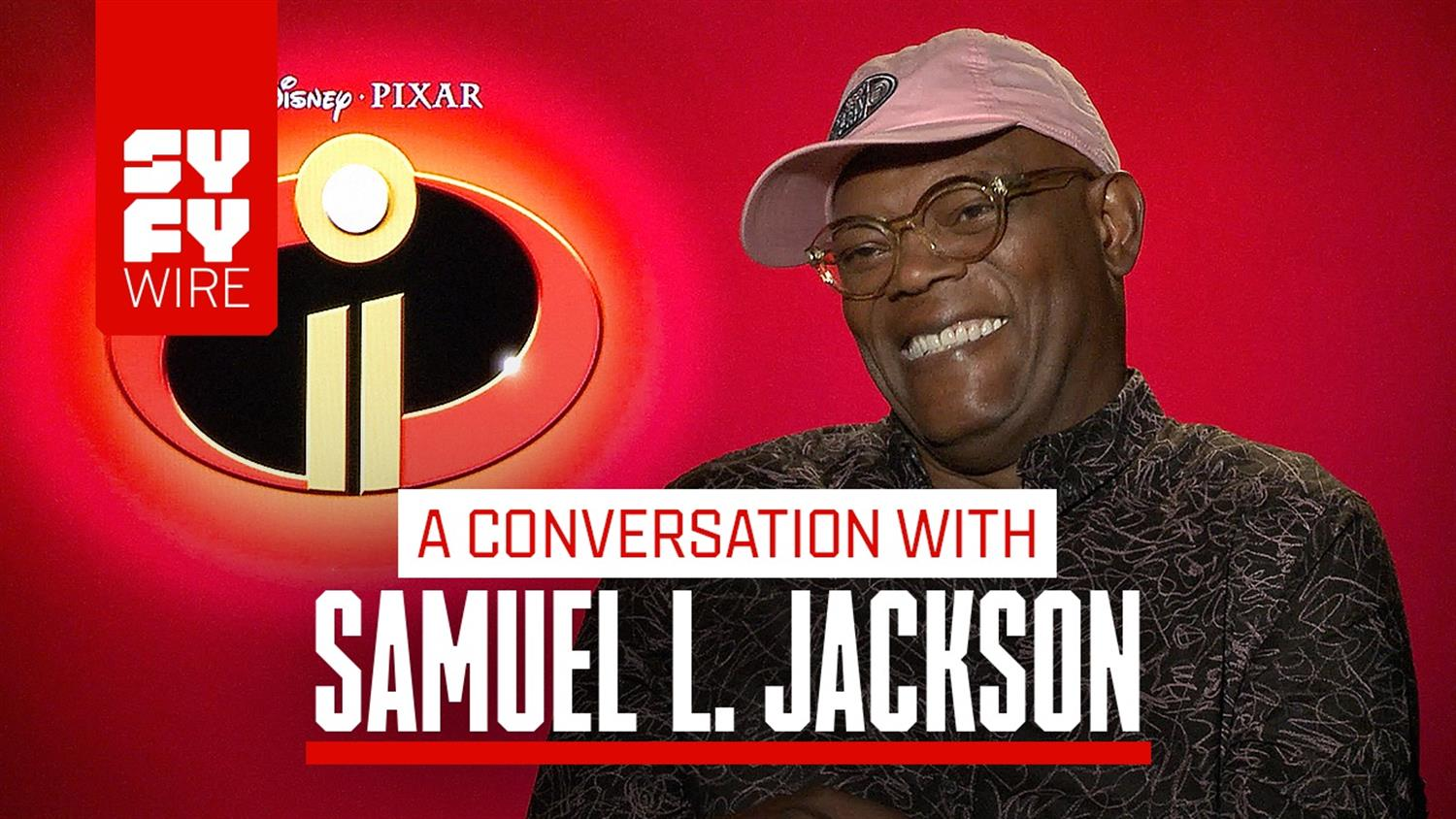 Samuel L. Jackson Wants To Sing (Incredibles 2)