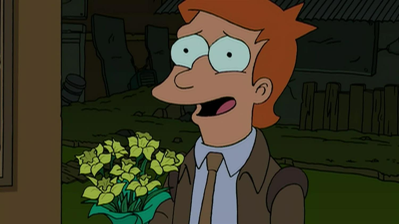 Fry & Leela Teenage Date