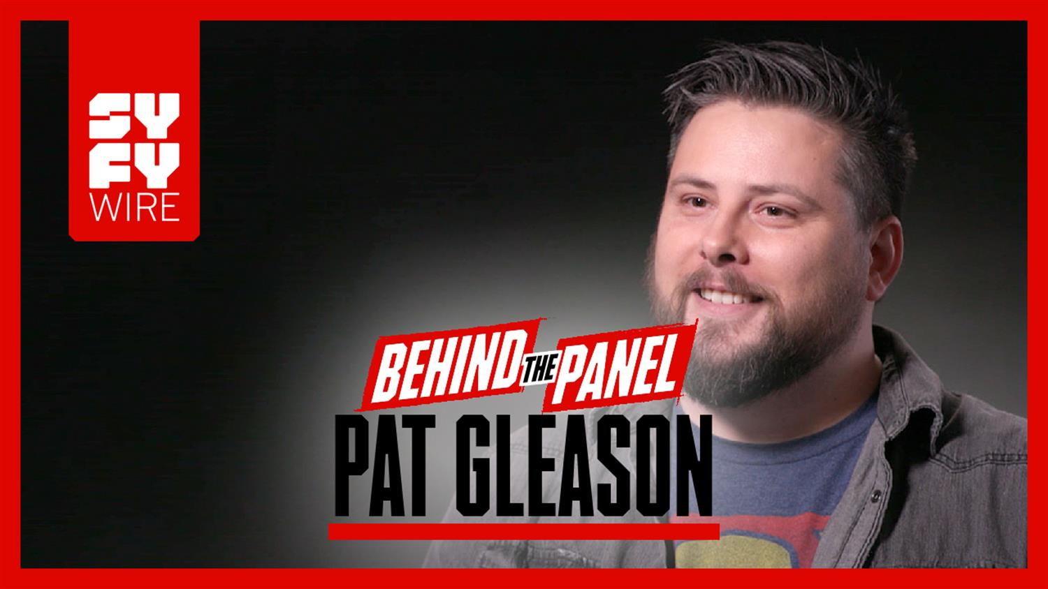 Superman The Dad & Underwear On The Outside: Pat Gleason's Story (Behind the Panel)