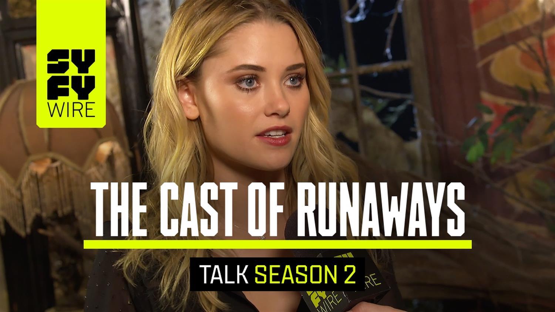 Dinosaurs as Fugitives & More: Runaways Cast Previews Season 2