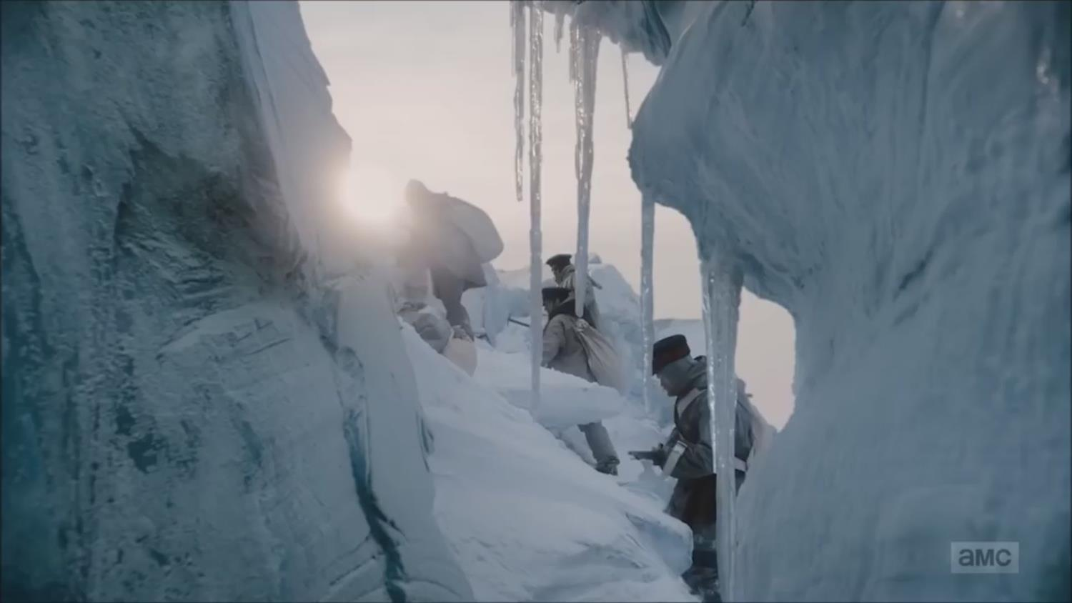 The Terror: A Horror Show Based on a True Story