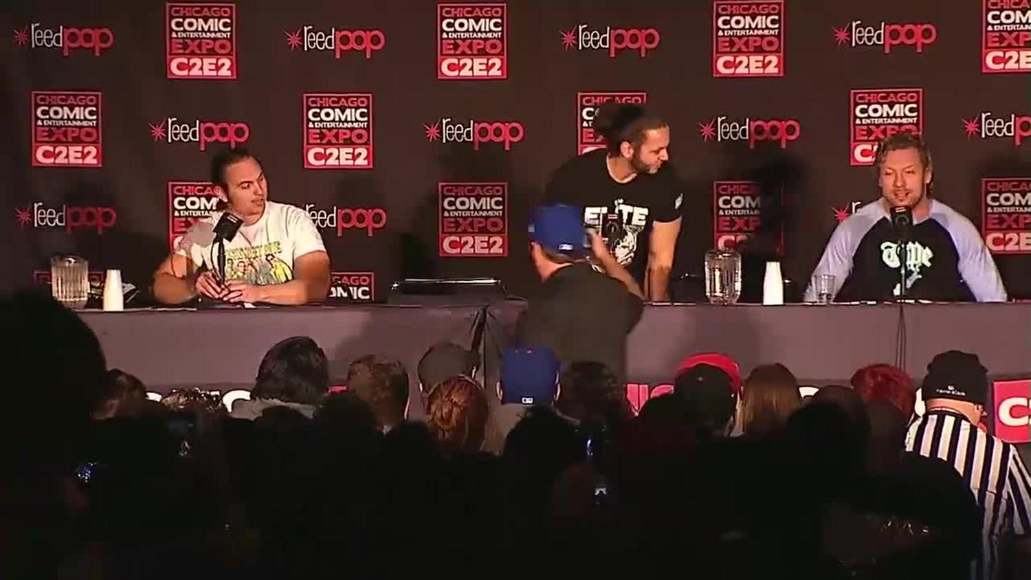 All Elite Wrestling Panel (C2E2 2019)