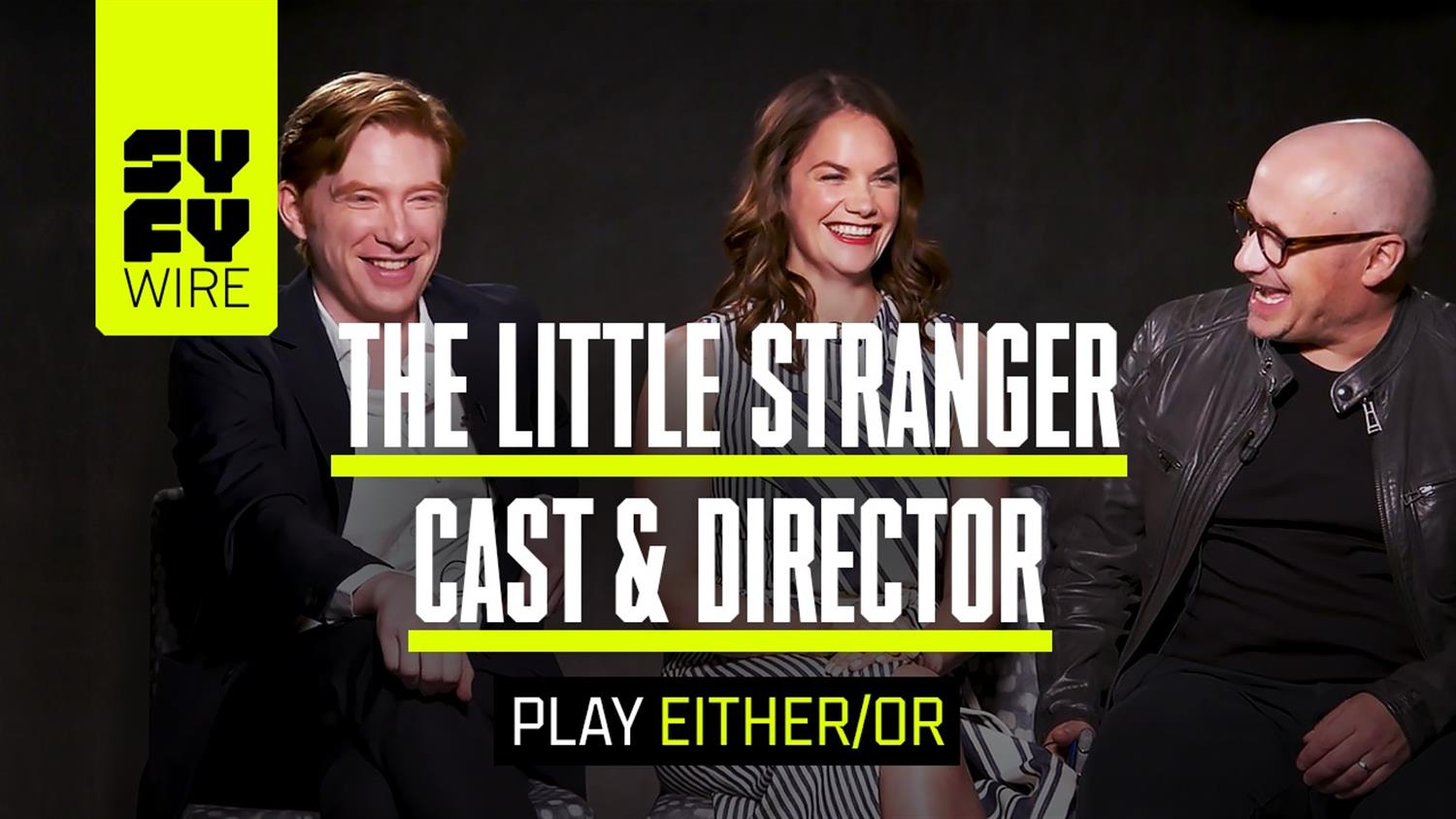 Ruth Wilson & The Little Stranger Gang Play Either/Or