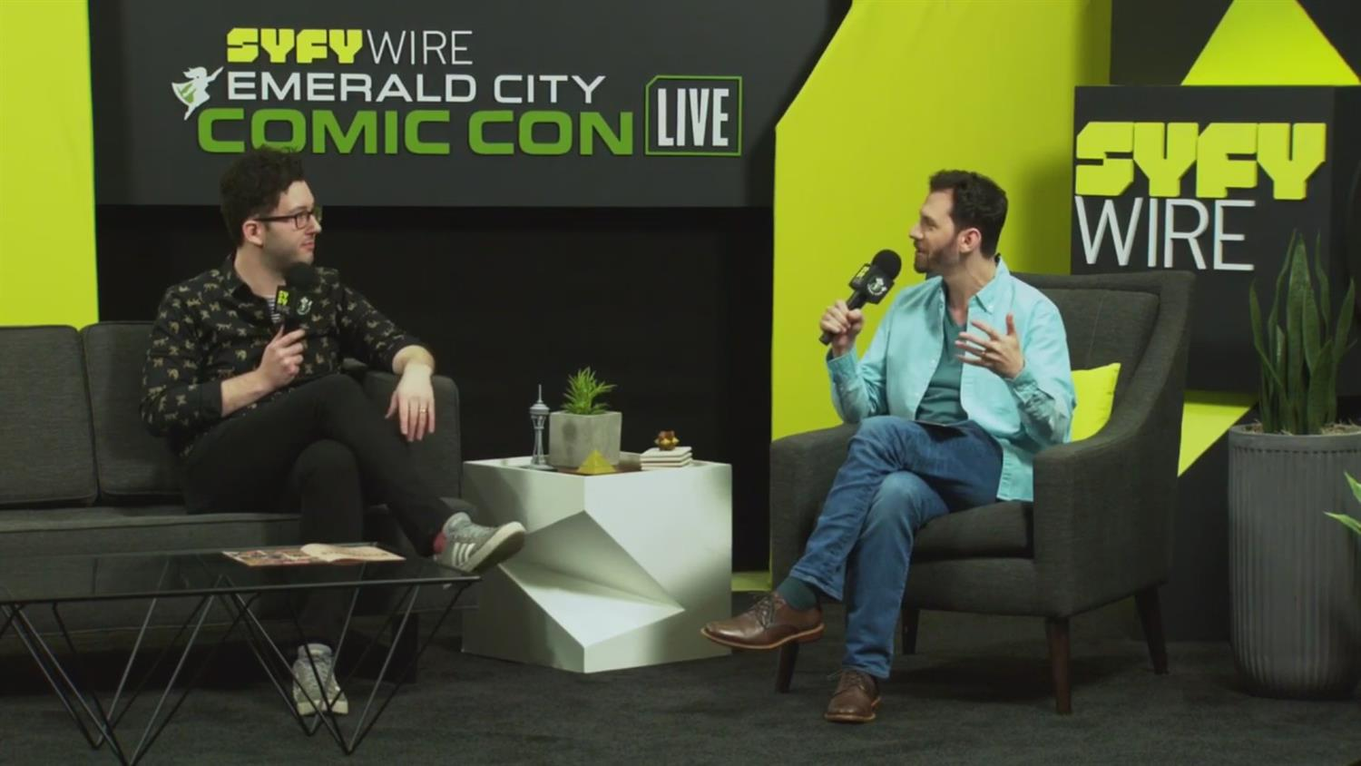 Matthew Erman Explains Cow Stomachs (ECCC 2019)