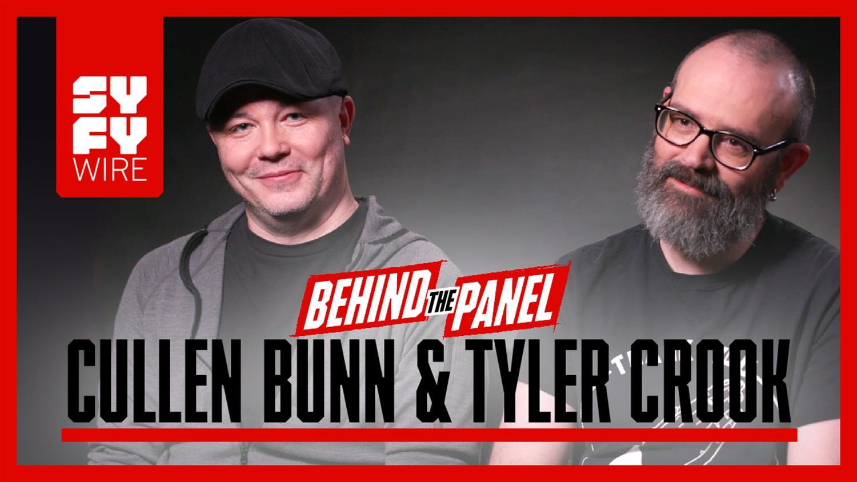 The End of Harrow County: Cullen Bunn & Tyler Crook (Behind the Panel)