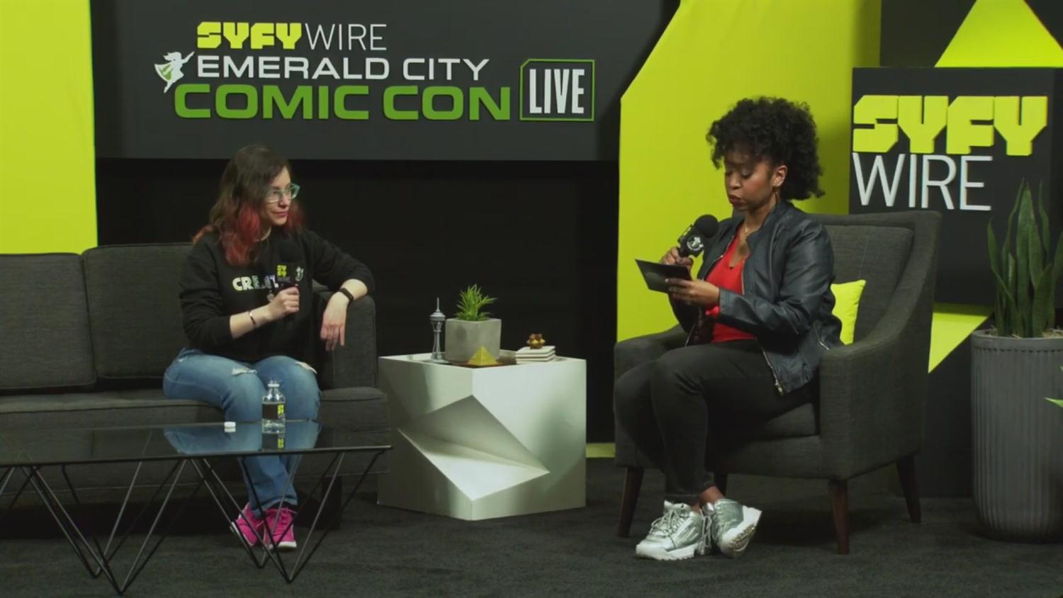 Jody Houser On Writing Stranger Things & Critical Role (ECCC 2019)