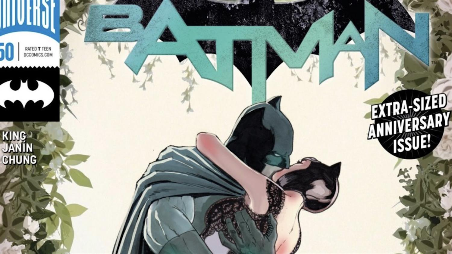 DC Comics Tom King On THAT Wedding, Heroes In Crisis & Breaking Batman | SYFY WIRE