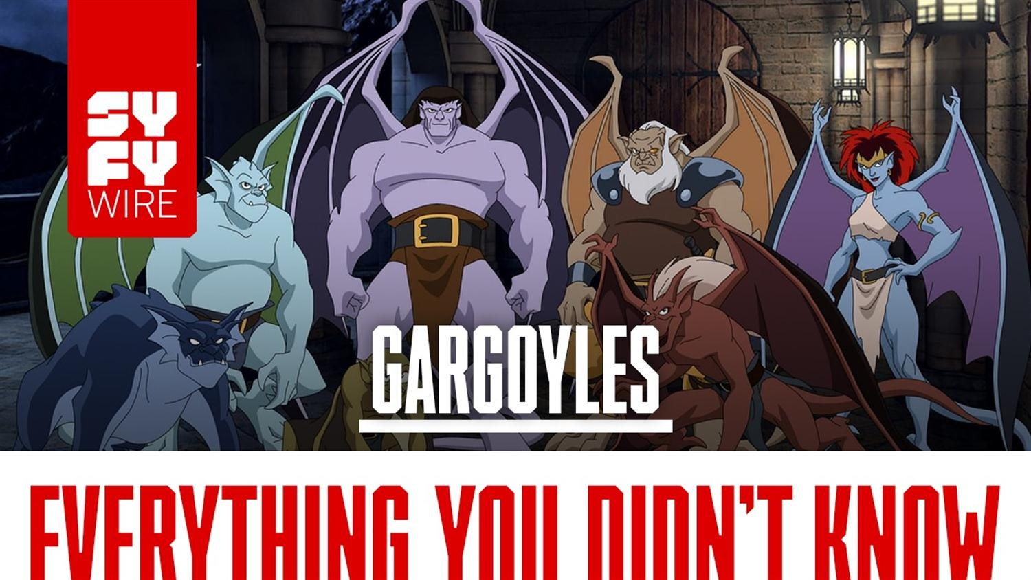 Gargoyles the TV Show: Everything You Didn't Know