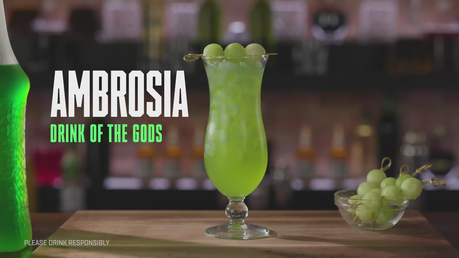 How To Make Ambrosia (Drink of the Gods)