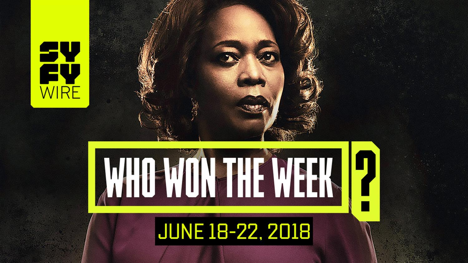 Luke Cage and Incredibles 2: Who Won The Week For June 18-22