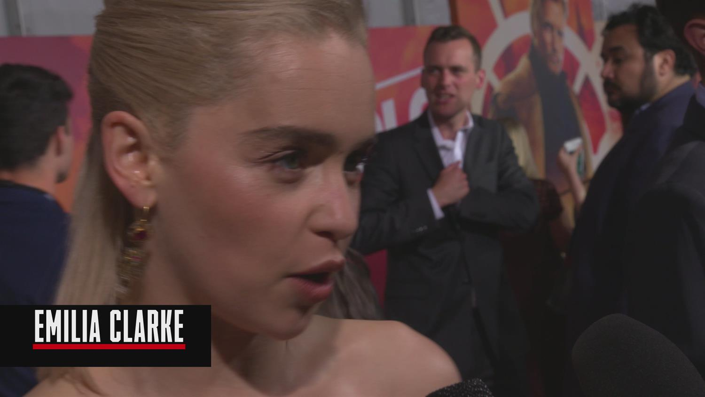 Solo Red Carpet Premiere: Alden Ehrenreich, Emilia Clarke, Billy Dee Williams & More!