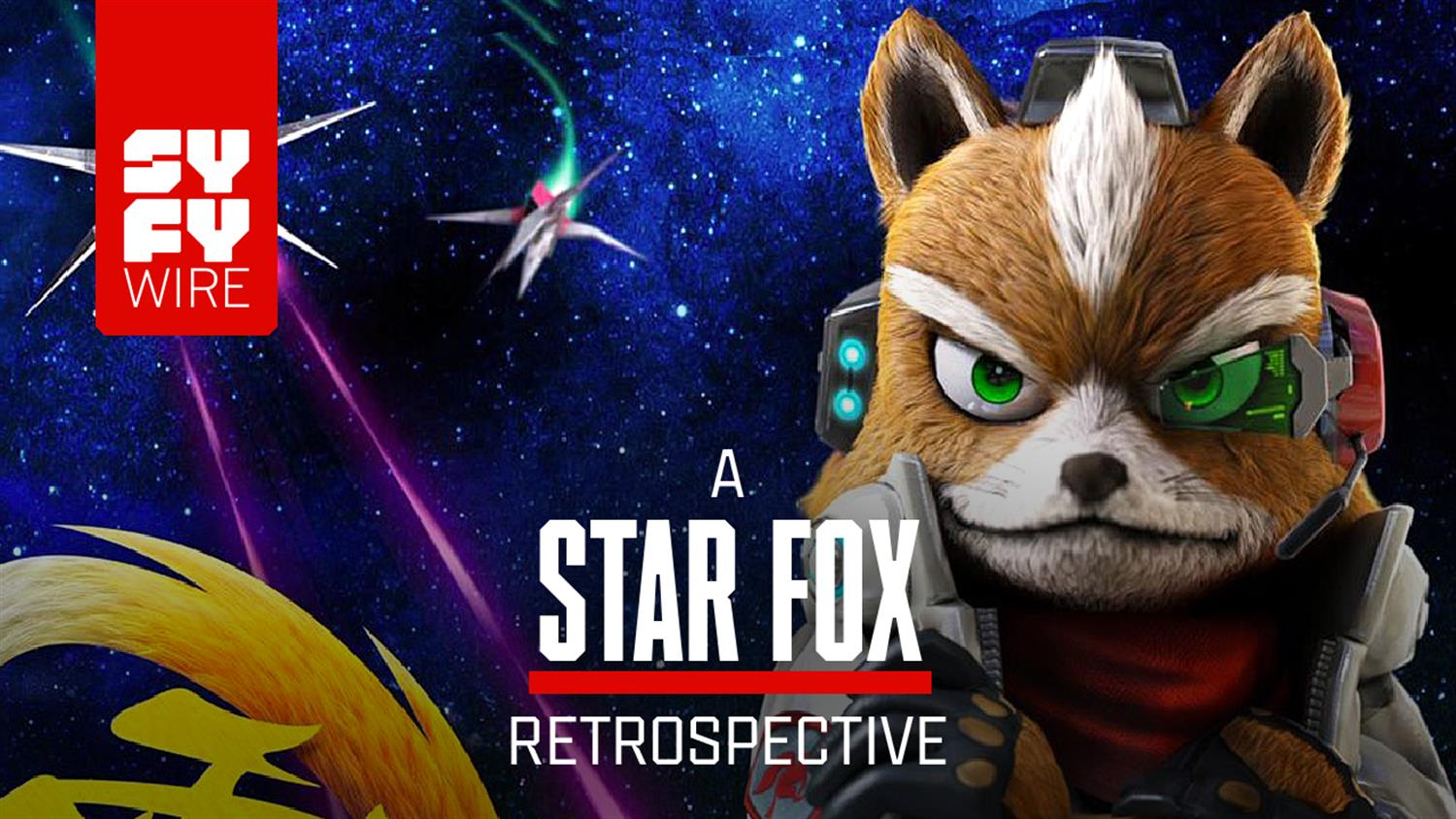 Star Fox: Animals In Space Are Fun! (A Look Back)