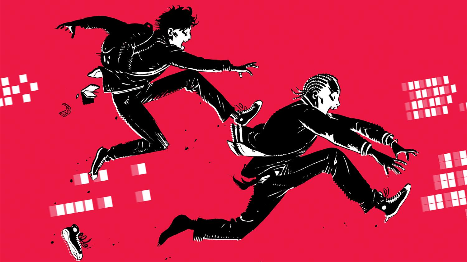 Deadly Class - Motion Comic Issue #3