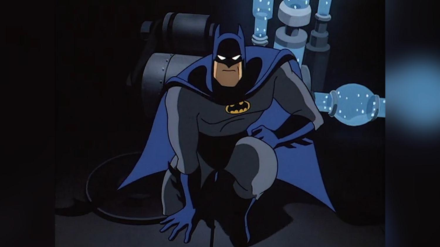 Batman: The Animated Series Cast Reflect Back On Their Legacy | SYFY WIRE