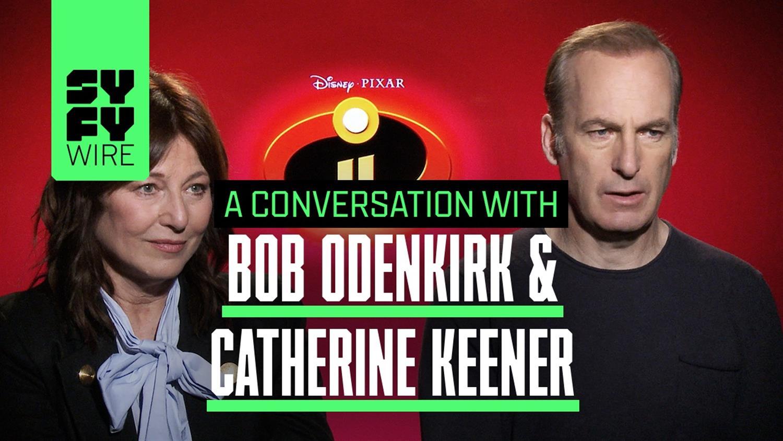 Incredibles 2 Ups Its Game: Catherine Keener & Bob Odenkirk Explain