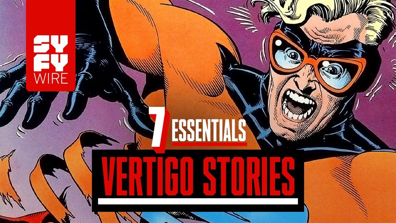 7 Essential Vertigo Series