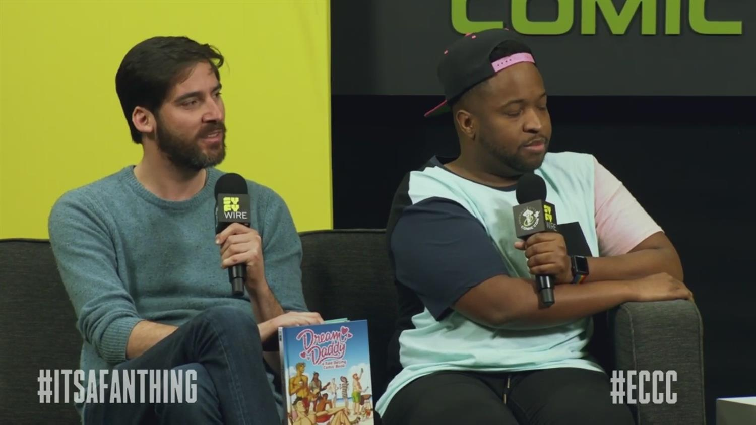 Hunt For A Hot Daddy with Dream Daddy (ECCC 2019)