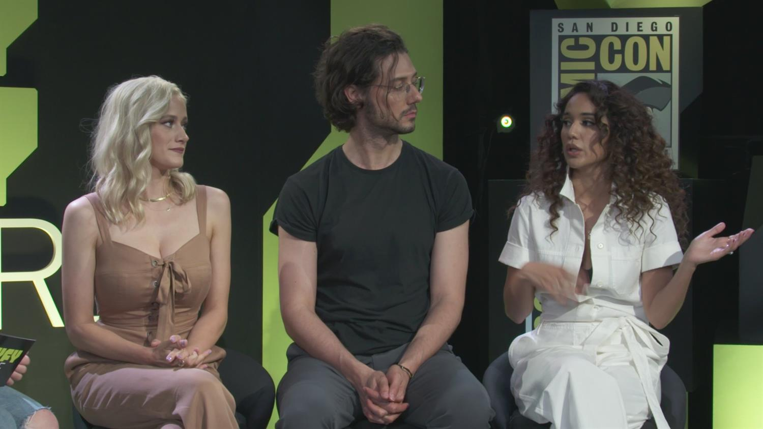 The Wire Cast Season 4 | The Magicians Cast On Face Melting Evil Eliot And Season 4 Syfy