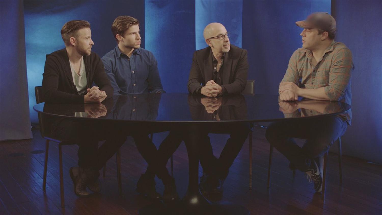 Krypton Cast, Geoff Johns & David Goyer On Their Favorite Supermans