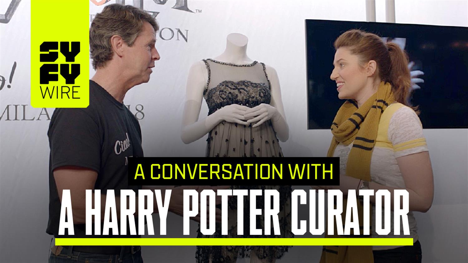 Harry Potter Costumes: An Expert Shows Us Some Famous Looks