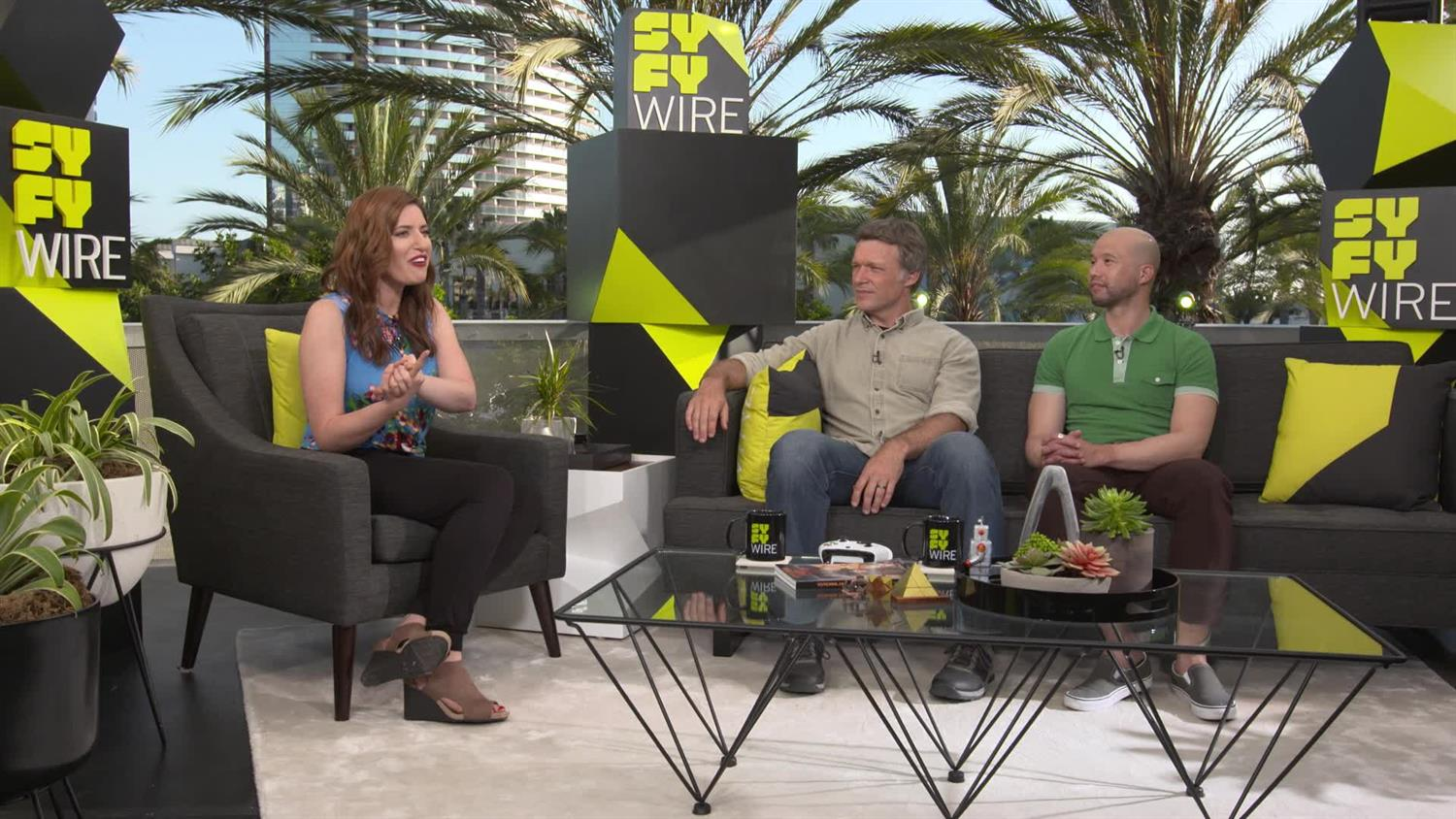 San Diego Comic Con Day 1: Everything That Happened | SYFY WIRE