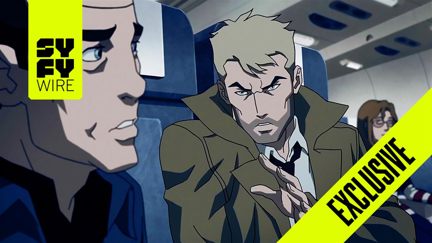 Exclusive Trailer - Constantine: City of Demons (The Movie)