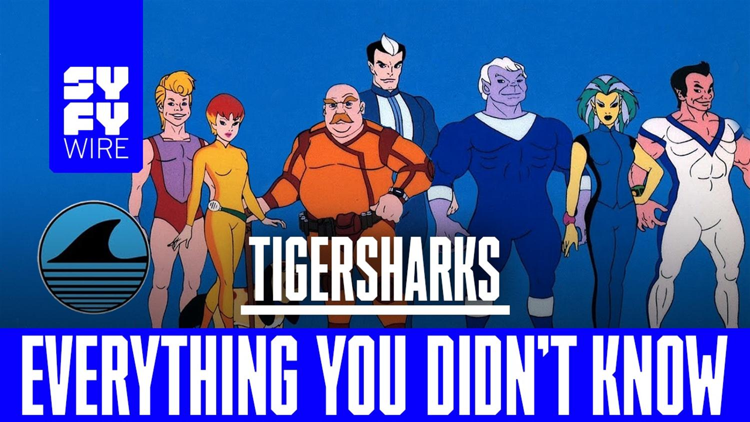 Remember TigerSharks? It Was Weirder Than You Think (Everything You Didn't Know)