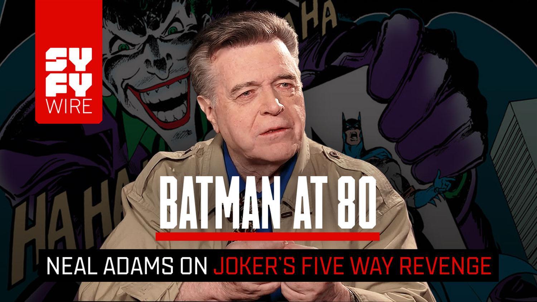 Batman at 80: The Rebirth of The Joker