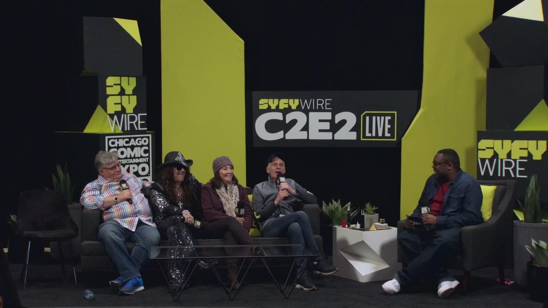 Animaniacs Cast Reunion (C2E2 2019)