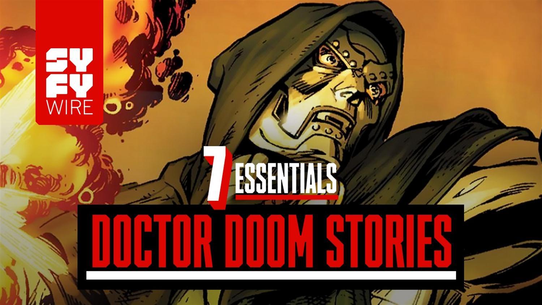 7 Essential Doctor Doom Stories