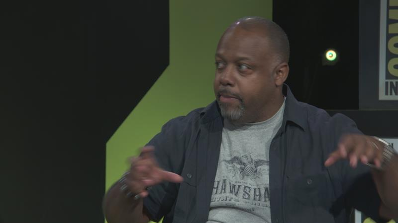 Castle Rock Writer Marc Bernardin on Adapting Stephen King's Work & Andre Holland as the Lead
