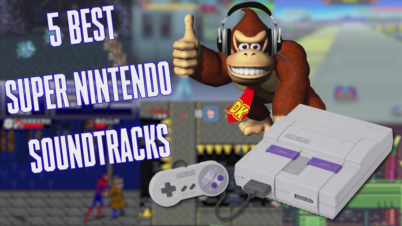 The 5 Best Super Nintendo Soundtracks